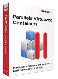 Parallels Virtuozzo Containers