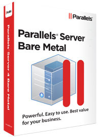 Parallels Server Bare Metal